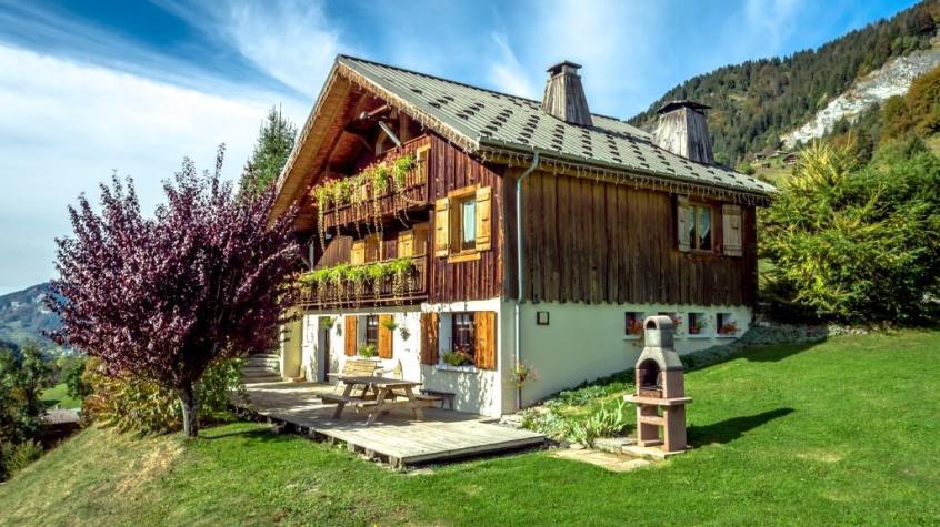 Holiday rental Private chalet Flumet - St Nicolas la Chapelle